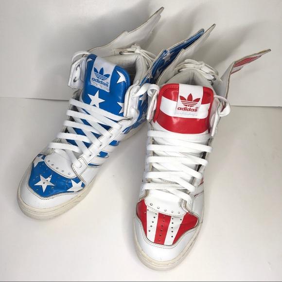 adidas js wings 2.0 stars &